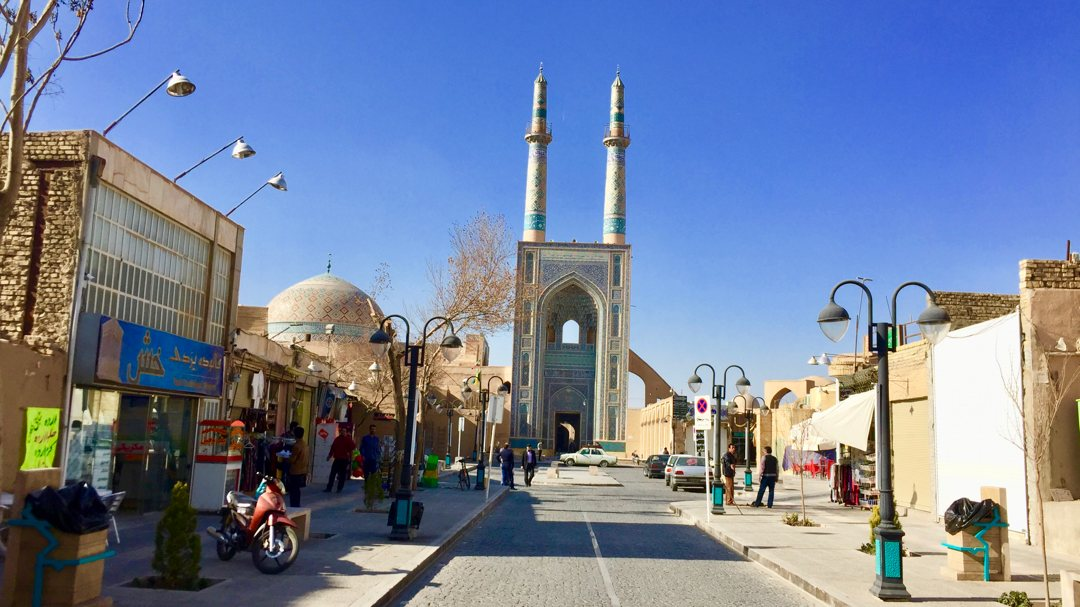 2 Days in Yazd, Iran-A traveller's tale