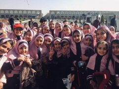 Kids in the Square, Isfahan