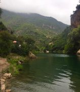 The Akhor Gorge, Chefchaouen