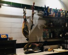 Jamon in Sevilla