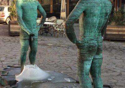 Kafka Piss Fountain