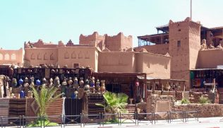 Overnight in Ouarzazate