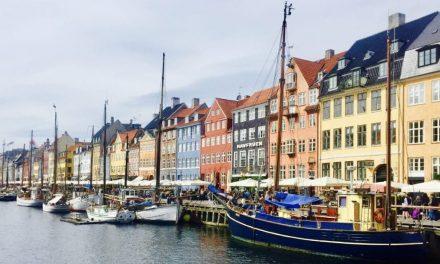 Wandering in  Copenhagen-A Traveller's Tale