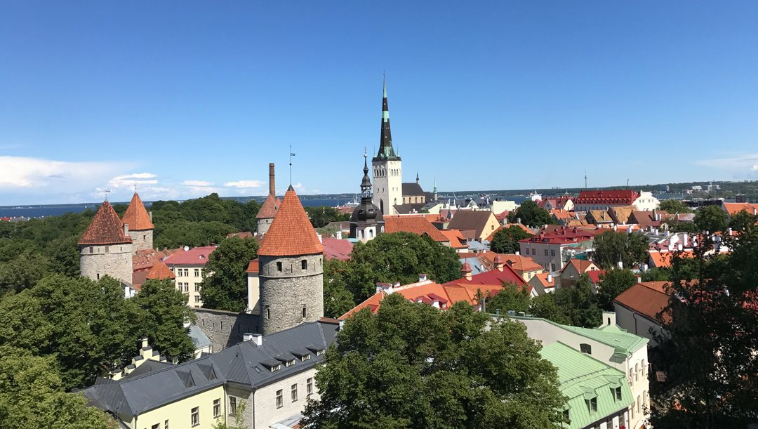 7 Days in Tallinn – A Traveller's Tale