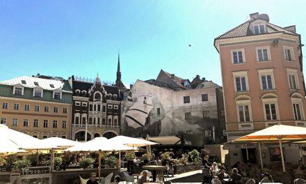 A week in Riga-A Travel Tale