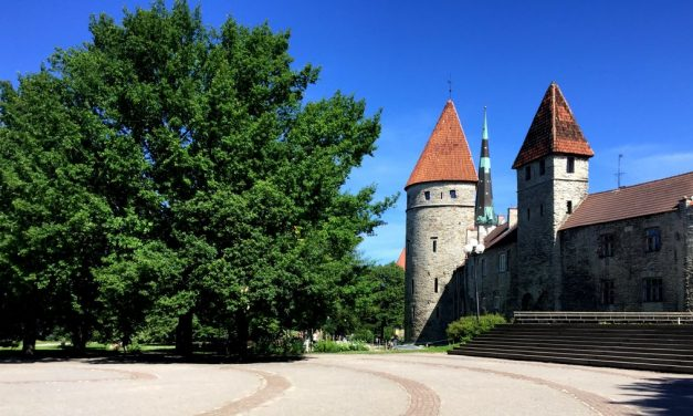 Tallinn-The Essential Travel Guide