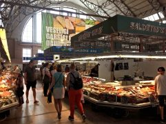 Sunday at the Riga Central Market