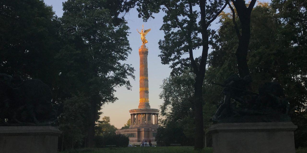 A weekend in Berlin-A Traveller's Tale
