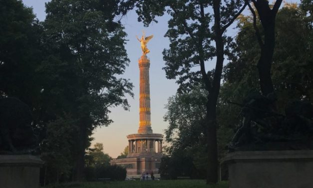 A weekend in Berlin-A Traveller's Tale