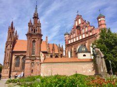 A week in Vilnius