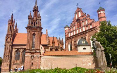 A week in Vilnius-A Travel Tale