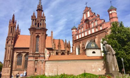 A week in Vilnius-A Travel Tale
