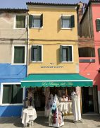 Burano Lace Shops
