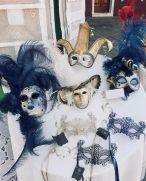 Burano Lace and Masks