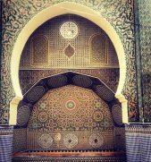 Beautiful Tiling Fez