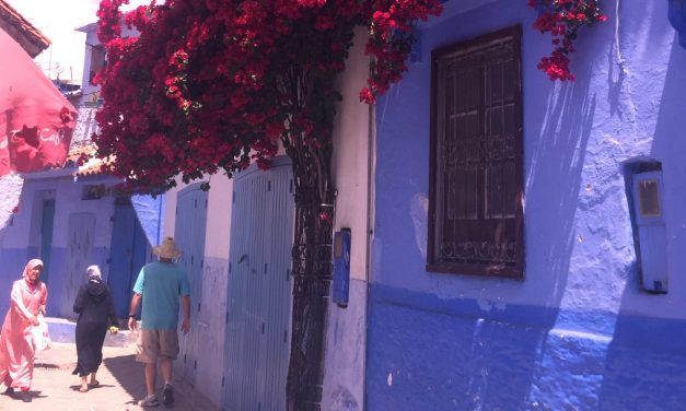 3 Days in Chefchaouen-A Travel Tale