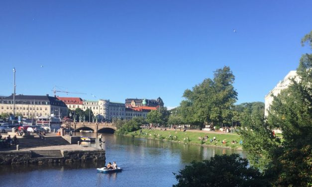 3 Days in Gothenburg, Sweden-A Traveller's Tale