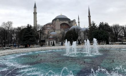 One week in Istanbul-A traveller's Tale