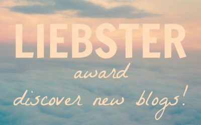 We have been nominated for the Liebster Award