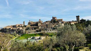Lucignano Hilltop Village Tuscany