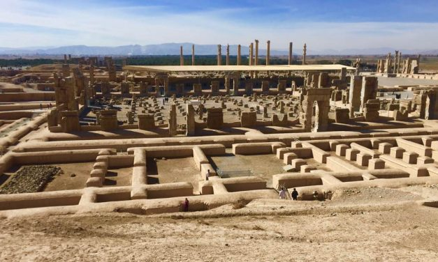 Persepolis & The Gate Of Nations-A day trip from Shiraz, Iran