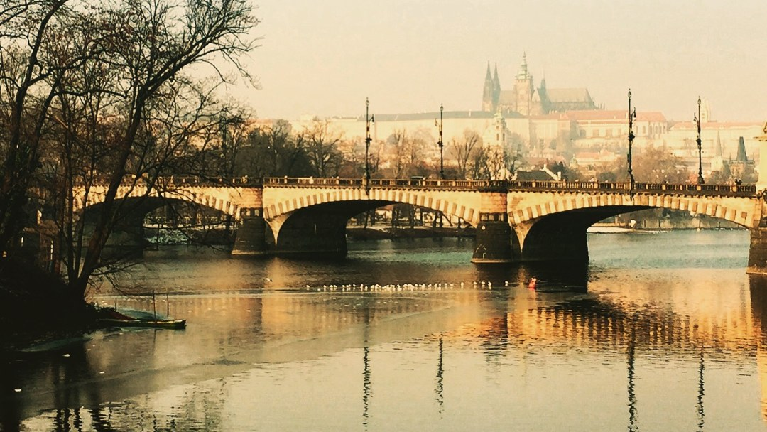 Romantic Prague in Winter- A Traveller's Tale