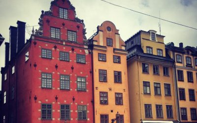 Relaxing in Stockholm-A Traveller's Tale