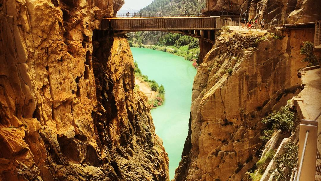 A Walk on The Caminito del Rey- What you need to know