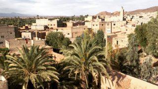 A view over Ouarzazate