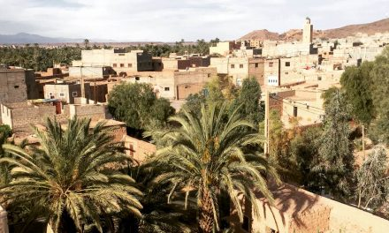 Ouarzazate-A Traveller's Tale of an overnight trip from Marrakech