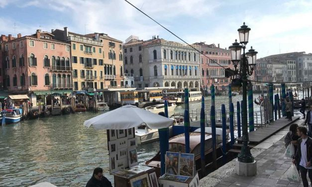 Mesmerised by Venice-A Travel Tale