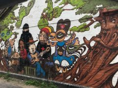 Street Art in Christiania